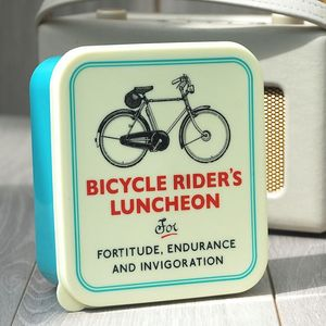 Bike Lunch Box