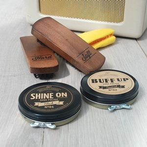 Buff And Shine Shoe Polish Kit - shop by price