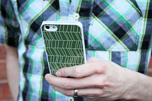 Geometric Line Case For iPhone - bags & purses