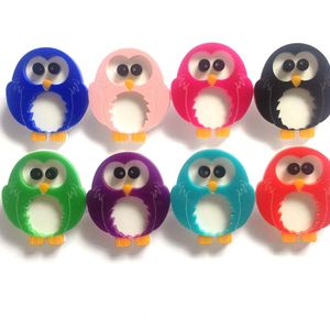 Owl Brooch Various Colours