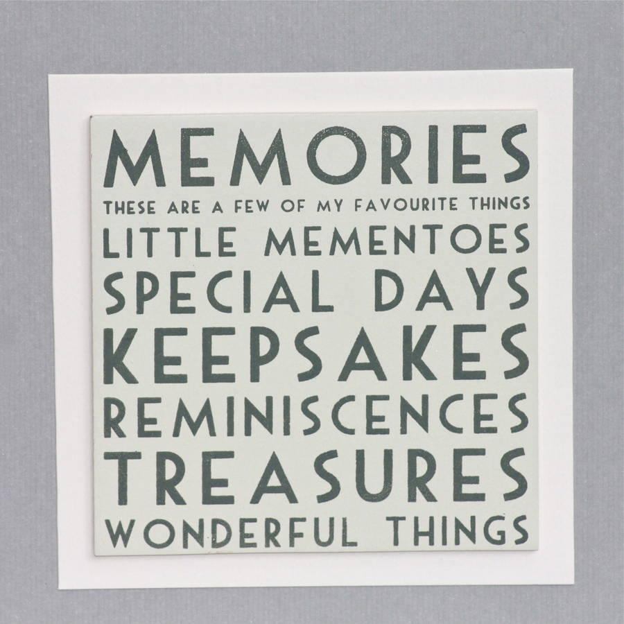 Retirement Memory Book