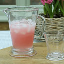 Dragonfly Glass Jug And Tumblers