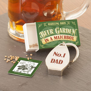 Grow Your Own Beer Garden For Dads - garden