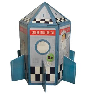 Space Rocket Playhouse