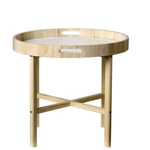Beech End Table - furniture