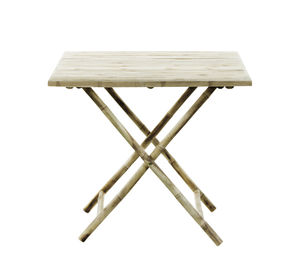 Bamboo Folding Table - coffee tables