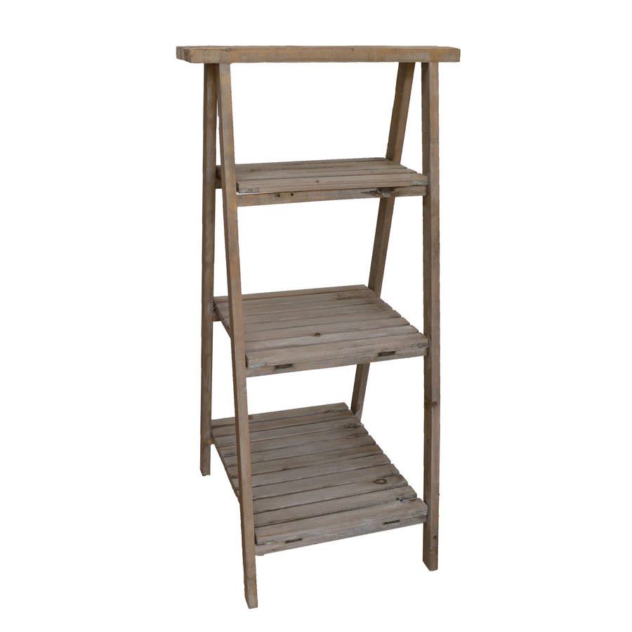 decorative ladder by miafleur   notonthehighstreet com