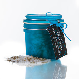 Lemongrass And Rosemary Bath Salts