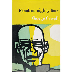 Nineteen Eighty Four Poster - posters & prints