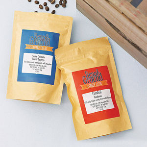 Three Month Coffee Club - gifts for him