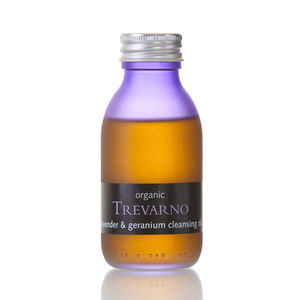 Organic Lavender And Geranium Cleansing Oil - make-up removers