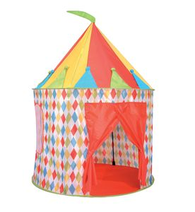 Pop Up Circus Play Tent - outdoor toys & games