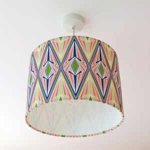 Canopy Drum Lampshade - lighting