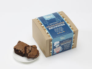 Child's Learn To Bake Chocolate Brownies Kit - make your own kits