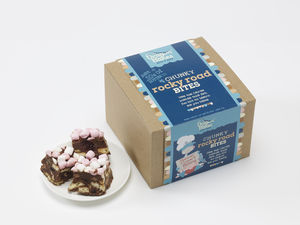 Child's Learn To Bake Rocky Road Bites Kit
