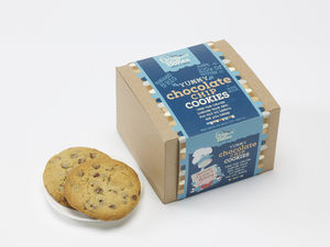 Child's Learn To Bake Choc Chip Cookies Kit