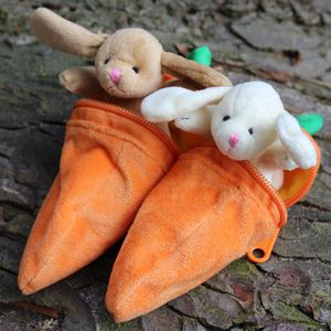 Bunny In A Carrot - easter toys