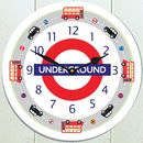 London Transport Clock