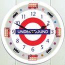 London Transport Clock