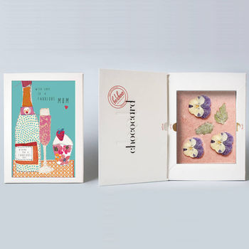 Special Edition Mother's Day Chococard