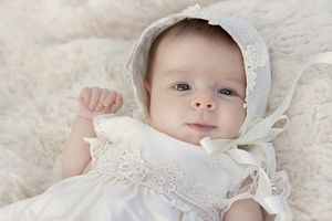 Christening Gown 'Isabella' - christening wear