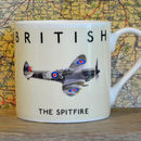 Best Of British Spitfire Mug
