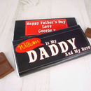 Daddy Hero Chocolate Bar