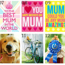 Mothers Day Greeting Card Selection