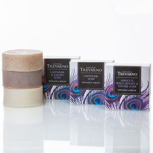 Indulge And Relax Soap Trio