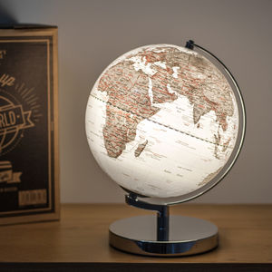 Luxury Globe Lamp - lighting