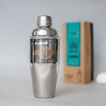 Personalised Cocktail Shaker