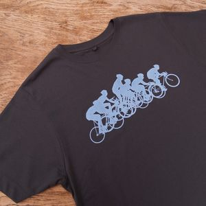 Racing Cyclists T Shirt