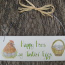 Hen And Egg Sign