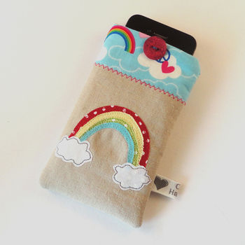Rainbow Cover For iPhone