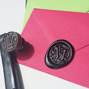 Monogram / Initial Wax Seal - shop by price