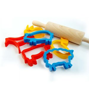 Farm Animal Cutters - toys & games