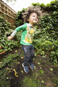 Child's Wipe Clean Long Sleeve Bumble Bee Top