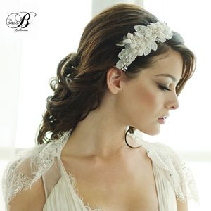 Grace Crystal And Pearl Headband