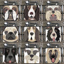 Dog Placemats 64 'Close Up' Designs Available