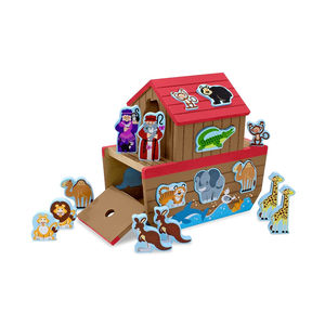 Shape Sorter Ark - educational toys