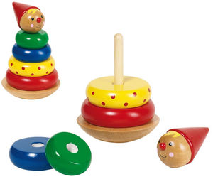 Fun Stacking Man - traditional toys & games