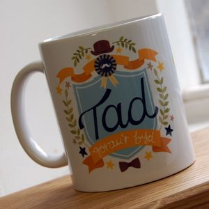 Welsh 'World's Best Dad' Mug