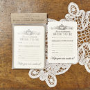 Bridal Shower Invites