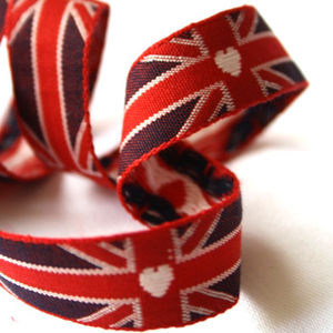 Red, White And Blue Ribbon - sewing & knitting