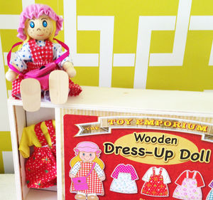 Matchbox Dolly - gifts for children