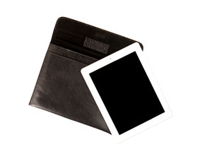 Leather Sleeve For iPad - bags & cases