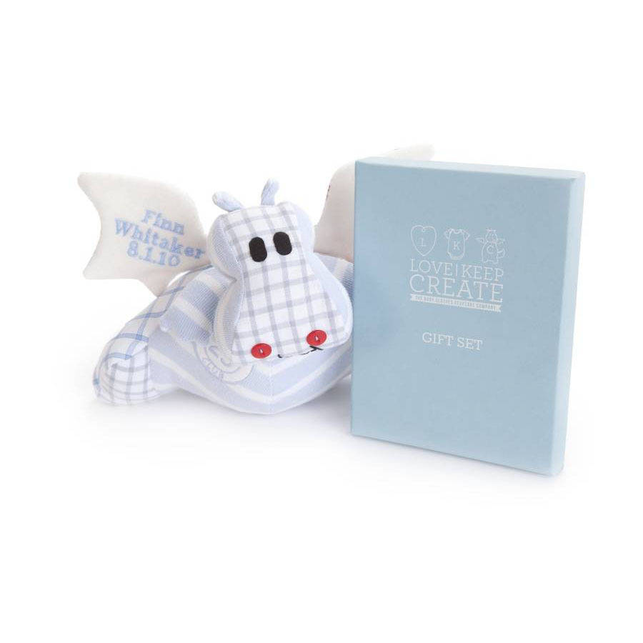 Baby Clothes Keepsake Animal Gift Set