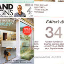 Grand Designs House Numbers