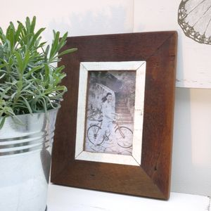 Reclaimed Wood Frame - picture frames