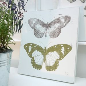 Butterflies Wall Art Picture